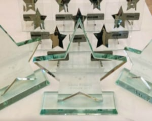 Awards at Ragdale Hall Spa