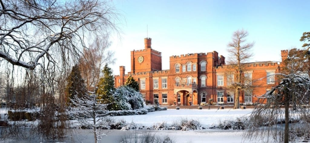 Christmas at Ragdale Hall