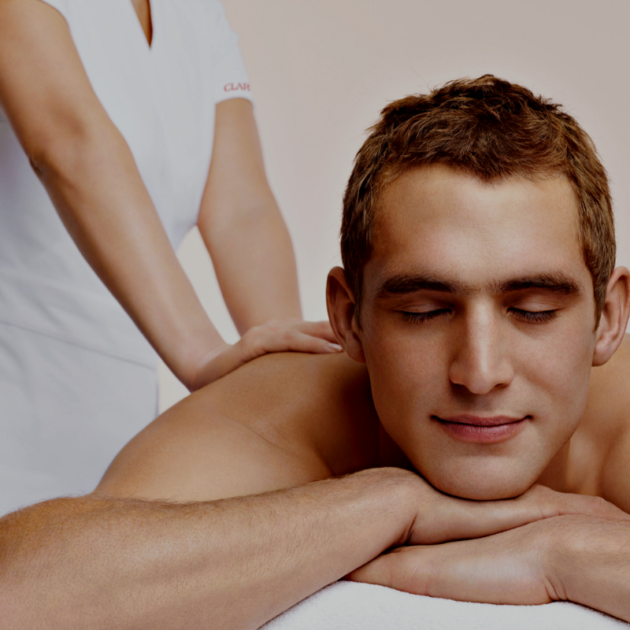 Men's Body massage