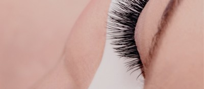 Lash treatments at Ragdale