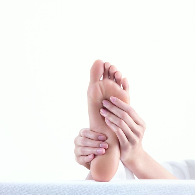 Pampering Foot Treatment