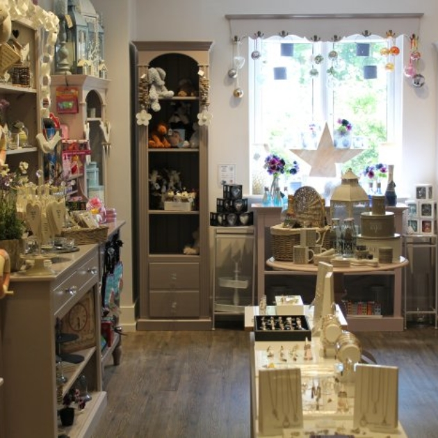 Ragdale Hall Gift Shop