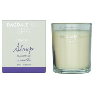 Ragdale Hall Spa Time to...Sleep Fragranced Candle with Lavender