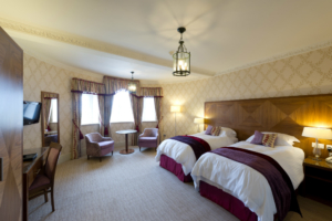 Superior Plus Bedroom at Ragdale hall spa hotel