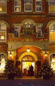 Christmas at Ragdale Hall Spa