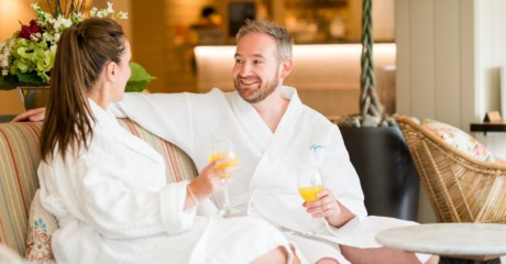 Couple at Ragdale Hall Spa