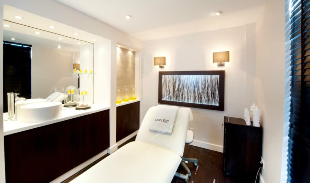 Decleor Treatment Room at Ragdale Hall Spa