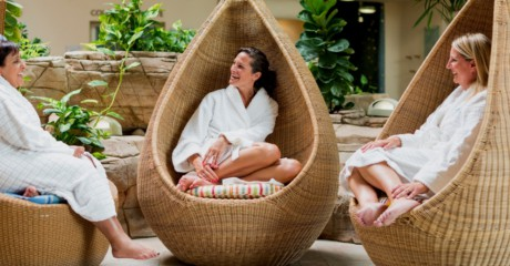 Make time for friends at Ragdale Hall