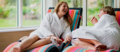 Make time for laughter at Ragdale Hall