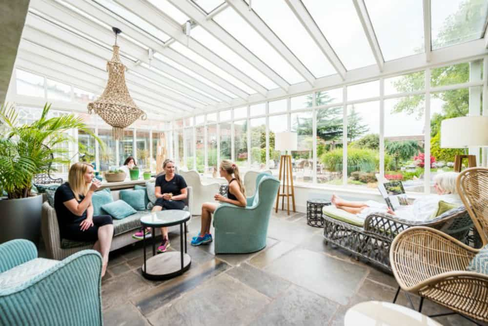 The Greenhouse at Ragdale Hall Spa