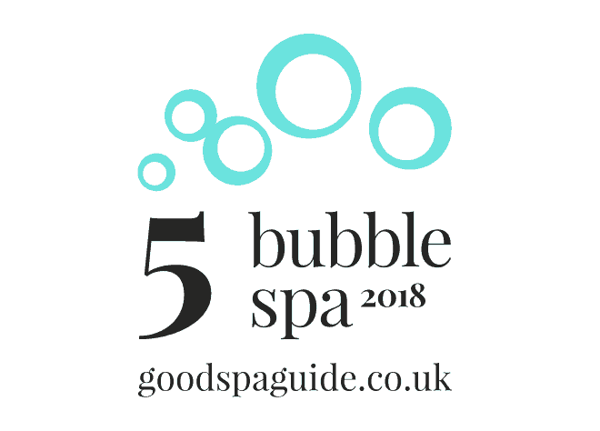Ragdale Hall five bubble spa