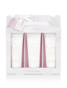 Ragdale Hall Hand Cream Trio