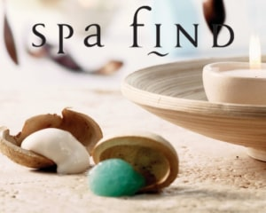 Spa Find mineral products