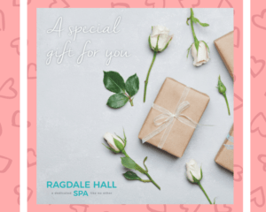 Gift Voucher for Ragdale Hall