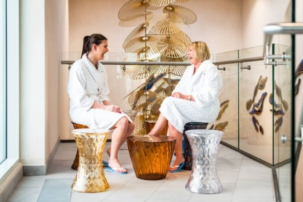 Mother and Daughter spa