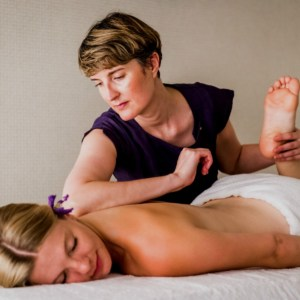 Thai Massage Sarah Louise darkened