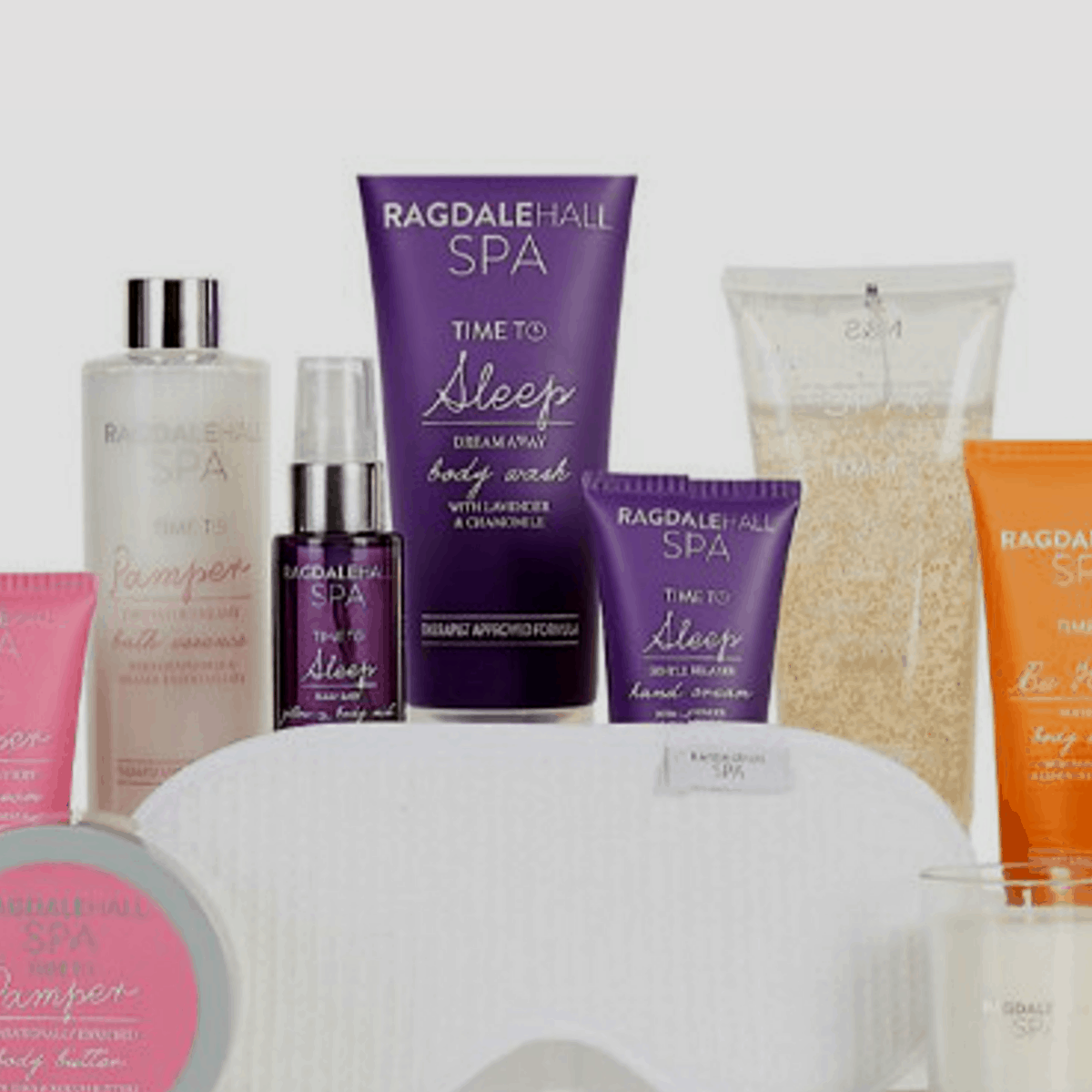 M&S Spa Range