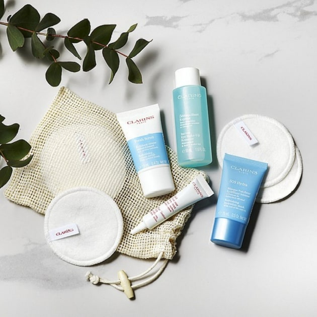 Clarins GWT Oct 2020