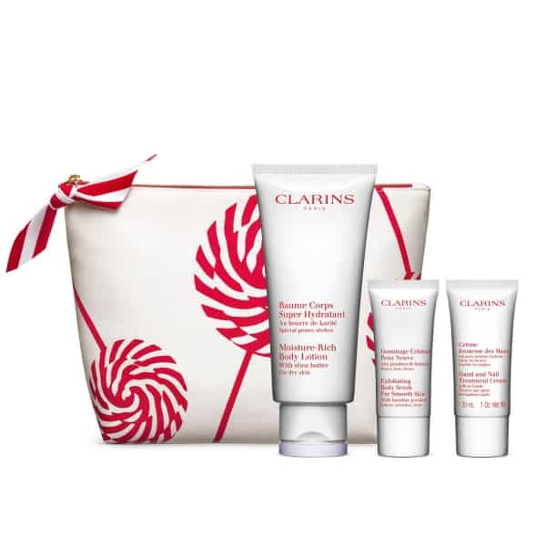 Clarins Body Care Collection