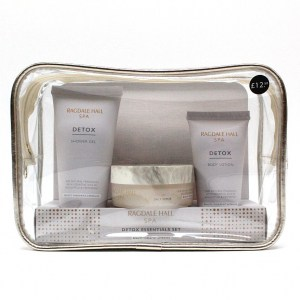 M&S Ragdale Hall Spa Detox Essentials Set