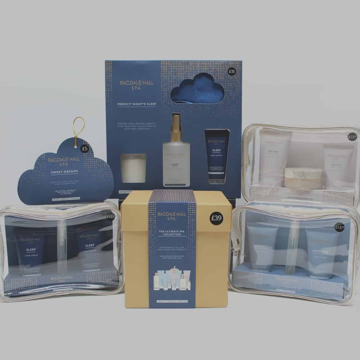 Radgale M&S Spa Range