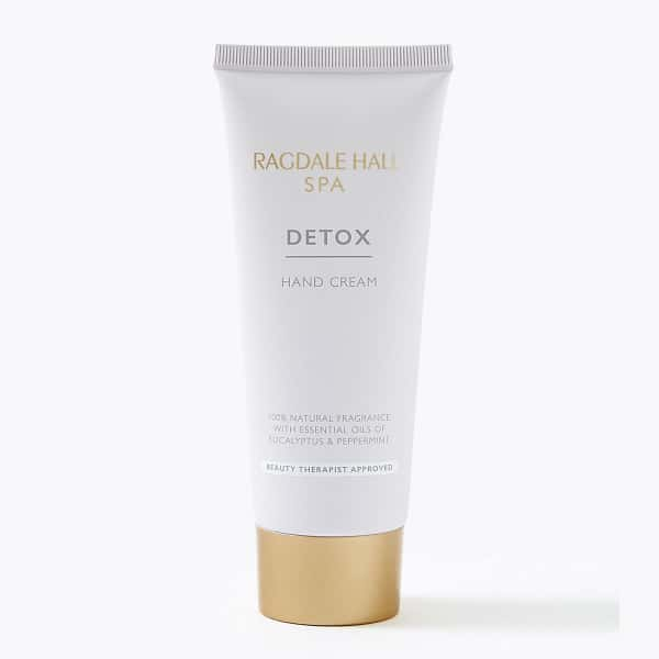 M&S Ragdale Hall Spa Detox Hand Cream