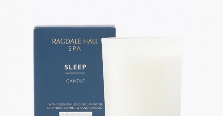 M&S Ragdale Hall Spa Sleep Candle