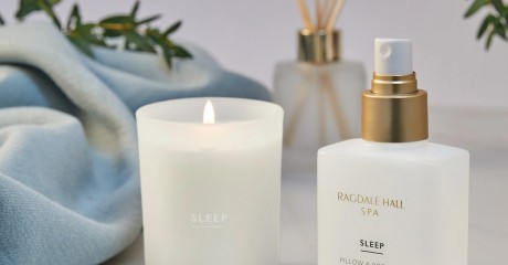 M&S Sleep Ragdale Candle and Diffuser