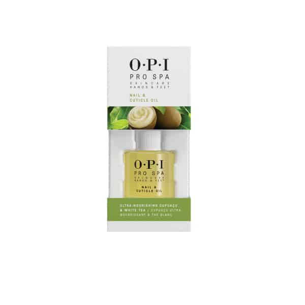 OPI ProSpa and Cuticle Oil in box